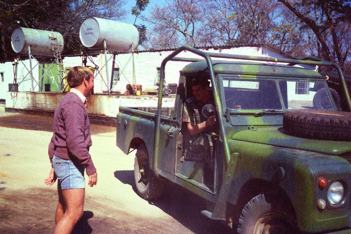 Used Land Rovers >> Rhodesia - Intaf - Intaf Vehicles